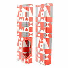 Red White Discreet Retail Display Packaging Gift Boxes