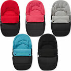 Universal Premium Car Seat Footmuff / Cosy Toes - Fits All Car Seats