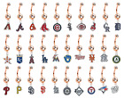 MLB Baseball ROSE GOLD Limited Edition Belly Button Navel Ring - Pick Your Team on Ebay