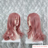 Anime The Quintessential Quintuplets Nakano Miku CosplayWig Red brown Hair Prop