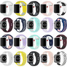 Silicone Sport Band Strap For Apple Watch 1/2/3/4 image