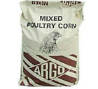 ARGO MIXED POULTRY CORN - 5kg or 20kg Wild Caged Birds Feeds bpl Duck vf Chicken
