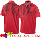 Tiger Woods TW Fade Graphic Polo Shirt 483627-607 **EXTREMELY RARE SUNDAY RED**