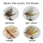 Riverruns Realistic Flies Mayfly Dry Flies Colors Trout UV Super Sturdy flies