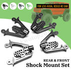 4PCS Rear & Front Shock Mount Lift Shocks Kit For 1/10 RC Crawler Axial SCX10