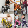 Women's Military Army Combat Camouflage Pant LOT Camo Cargo Trousers Long Pants