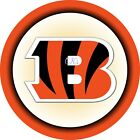 NFL Cincinnati Bengals 7 Inch Edible Image Cake & Cupcake / Mini Toppers on eBay