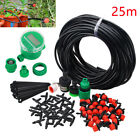 15M/25M DIY Garden Drippers Automatic Irrigation System Self Watering Hose Kits