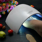 SUNUV SUN9c 36W Professional LED UV Nail Lamp Led Nail Light Nail Dryer US/EU