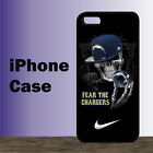 UT#31 Los Angeles Chargers Football Team New Black Case Cover For iPhone $19.9 USD on eBay