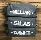 PERSONALISED PENCIL CASE With Any Name Or Nickname Quality Print Boy Girl Adult