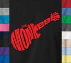 THE MONKEES T-Shirt Charlie TV Series 60's Vintage Retro Rock Pop Band Logo Tee image
