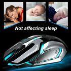 K1 Silent Mute Wired Photoelectric Glow Usb Game Mouse Gamer Computer Mice Xc
