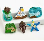 3D Resin Refrigerator Magnets Collection For Home Kitchen Decoration Accessories