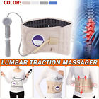 Vibration Waist Massager Lumbar Traction Slimming Belt Weight Loss Body Massager