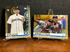 2019 Topps Series 2 GOLD PARALLEL You Pick 351-550 FINISH SET #'d/2019