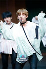 New BTS V Taehyung Green Striped Long Sleeve Shirt Kpop Kfashion Stage Outfit
