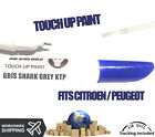 CITROEN / PEUGEOT CAR MODELS NEW TOUCH UP PAINT PEN GRIS SHARK GREY KTP