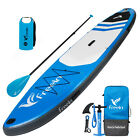 Freein Explorer Inflatable Stand Up Paddleboard 10'2 B/W SUP with Full Kit