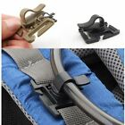 Drink Tube Clip Water Pipe Hose Clamp Hydration Bladder For Hiking Camping
