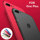 Matte PC Hard Shockproof Ultra Slim Back Case Cover Fr Oneplus 7/7 Pro/5/5T/6/6T