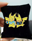 Marvel The Avengers Loki Iron Man Cos Pikachu Metal Badge Brooch Pin Limit Pre N