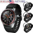 For Samsung Galaxy Watch 46/42MM Bezel Ring Adhesive Cover Anti Scratch Metal AU image