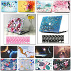 """Matte Hard Protective Case Keyboard Cover for Macbook AIR Pro 11"""" 12""""13.3"""" 15.4"""""""