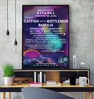 Citadel Festival 2019 Line Up Poster Professional Grade Gloss Photo Print HD