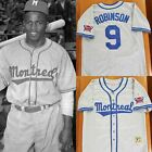 New Jackie Robinson Montreal Royals Minor League Jersey SMLXL2XL