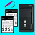 High Quality 2600mAh Battery or Charger f Samsung Galaxy Exhibit SGH-T599 T599N