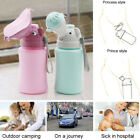 Portable Kids Children Urinal Car Travel Toilet Potty Training Pee Camping 500ML image