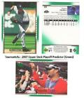 2007 Upper Deck Playoff Predictor Prize (Green) Set ** Pick Team * See Checklist on Ebay