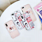 Cartoon CocaCola Girl Silicone Phone Cover For iPhone X XR XS Max 8 7 6 Plus $3.89  on eBay