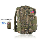 30L/40L/80L Outdoor Military Tactical Camping Hiking Trek Backpack Rucksack Bag