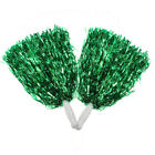 2Pcs Cheerleader Pom Poms Waver Fancy Dress Costume Dance Group Theater