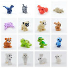 LEGO ANIMALS PUPPY KITTY BIRDS OWL RAT CRAB LOBSTERS FOR MINIFIGURES CITY