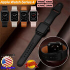 Genuine Leather Herms Belt Apple Watch Band Strap for iWatch Series 4 40mm 44mm image