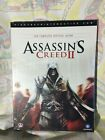 Assassins Creed II III LImitied Edition Video Game Strategy Guides NEW! PS2 Xbox