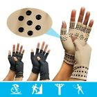 Adult Breathable Magnetic Therapy Gloves Sports Health Care Fingerless Glove` $3.84 USD on eBay