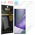 For Samsung Galaxy Note 10 Plus Original HD Fingerprint Unlock Screen Protector