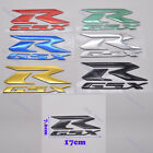 3D Gas Fuel Tank Stickers Cowling Fairing Bodywork Decals Fit For Suzuki GSXR image