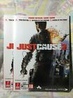 Just Cause 2 Video Game Strategy Guide Collection NEW! PS2 Nintendo Xbox