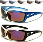 RUNNING SPORTS WRAP SUNGLASSES LARGE GOLF FISHING BIG TENNIS UV400 MENS LADIES
