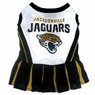 Jacksonville Jaguars NFL Football Officially Licensed Dog Cheerleader Pet Dress $14.9 USD on eBay