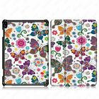 Slim Magnetic Cover Case Lenovo Tablet P10 Accessories Stand Galaxy Printed Set