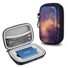 For Samsung T5 T3 SSD Drive Carrying Case Hard Shell Shock Proof Storage Bag