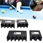 Portable Billiards Pool Cue Stick Holder Stand Game Rest 3/4/5 Sizes Tool Black $18.59 CAD on eBay