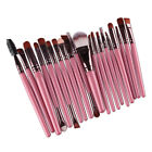 20Pcs set Soft Makeup Brush Set Cosmetic Brushes Face Eye Beauty Makeup Tool