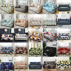 Stretch Sofa Cover 1234 Polyester Elastic Tight Wrap Slipcover Couch Protector